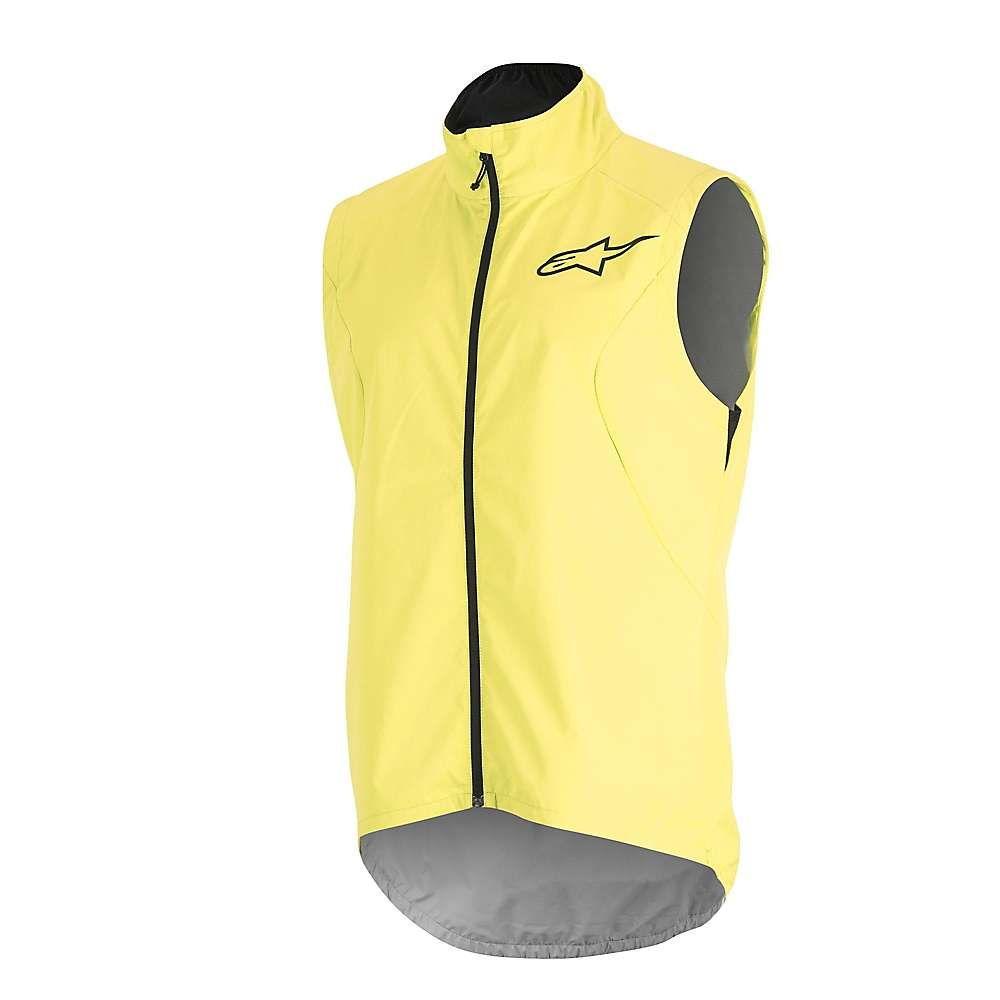 アルパインスターズ メンズ 自転車 トップス【Descender 2 Vest】Black / Acid Yellow