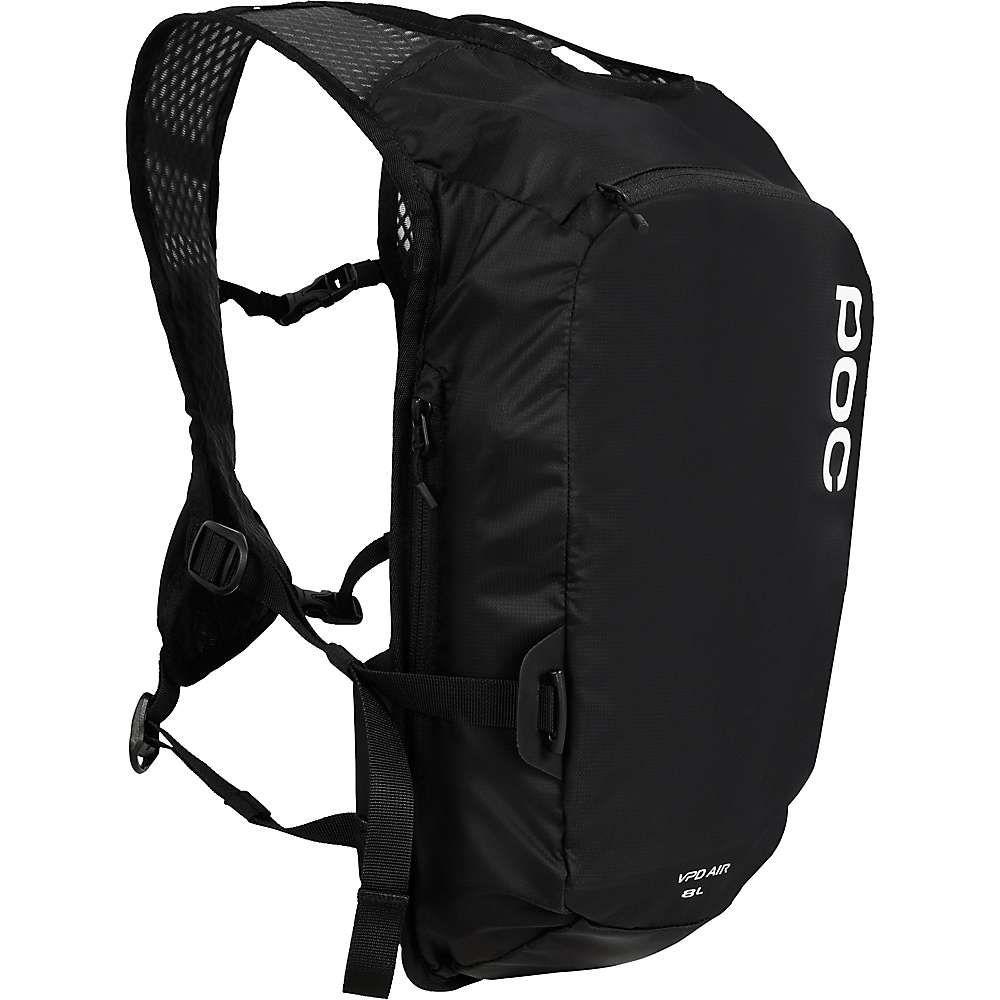 ピーオーシー ユニセックス 自転車【Spine VPD Air 8 Backpack】Uranium Black