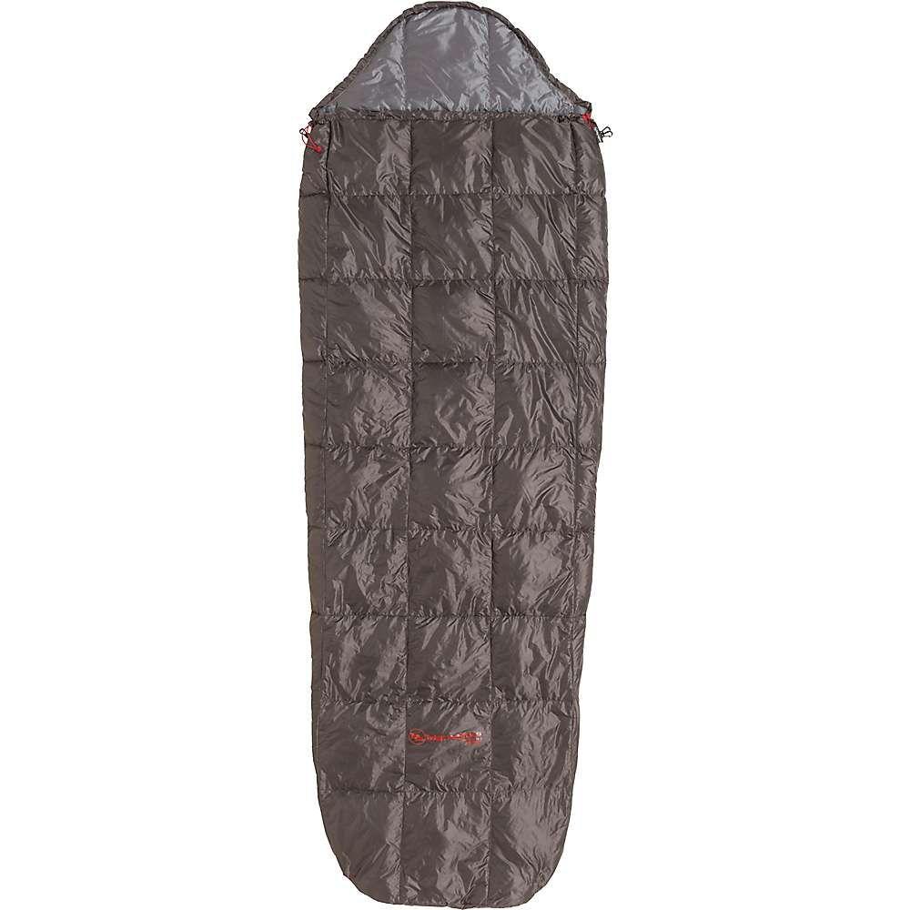 ビッグアグネス メンズ ハイキング・登山【McKinnis Sleeping Bag Liner】Shale / Grey
