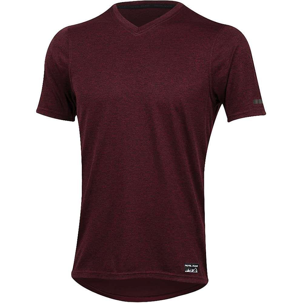 パールイズミ メンズ 自転車 トップス【Performance T Shirt】Port