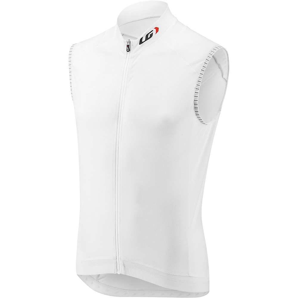ルイスガーナー メンズ 自転車 トップス【Lemmon 2 Sleeveless Jersey】White