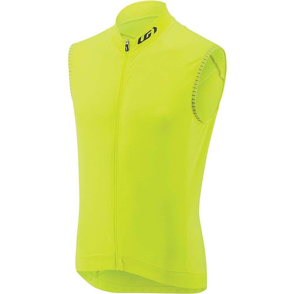 ルイスガーナー メンズ 自転車 トップス【Lemmon 2 Sleeveless Jersey】Bright Yellow