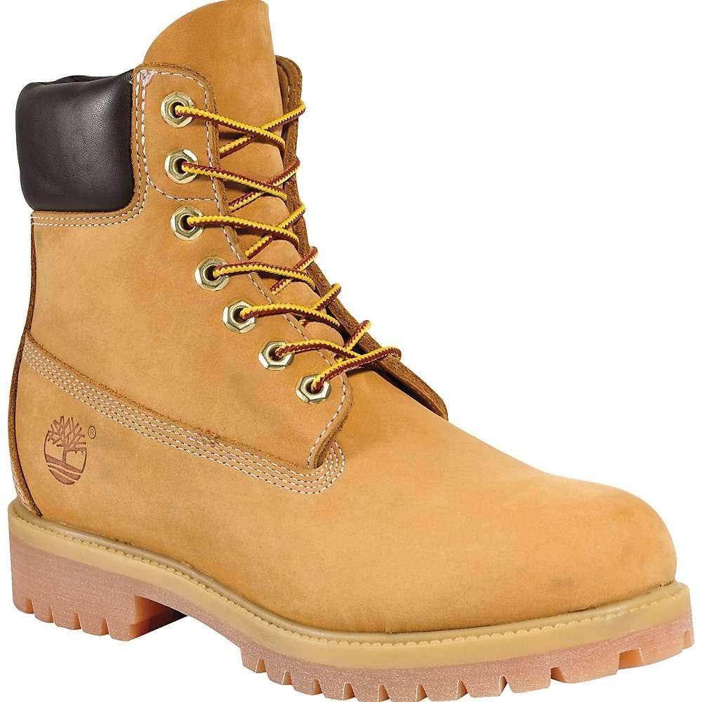 ティンバーランド レディース シューズ・靴 ブーツ【Icon 6 Inch Premium Boot】Wheat Nubuck