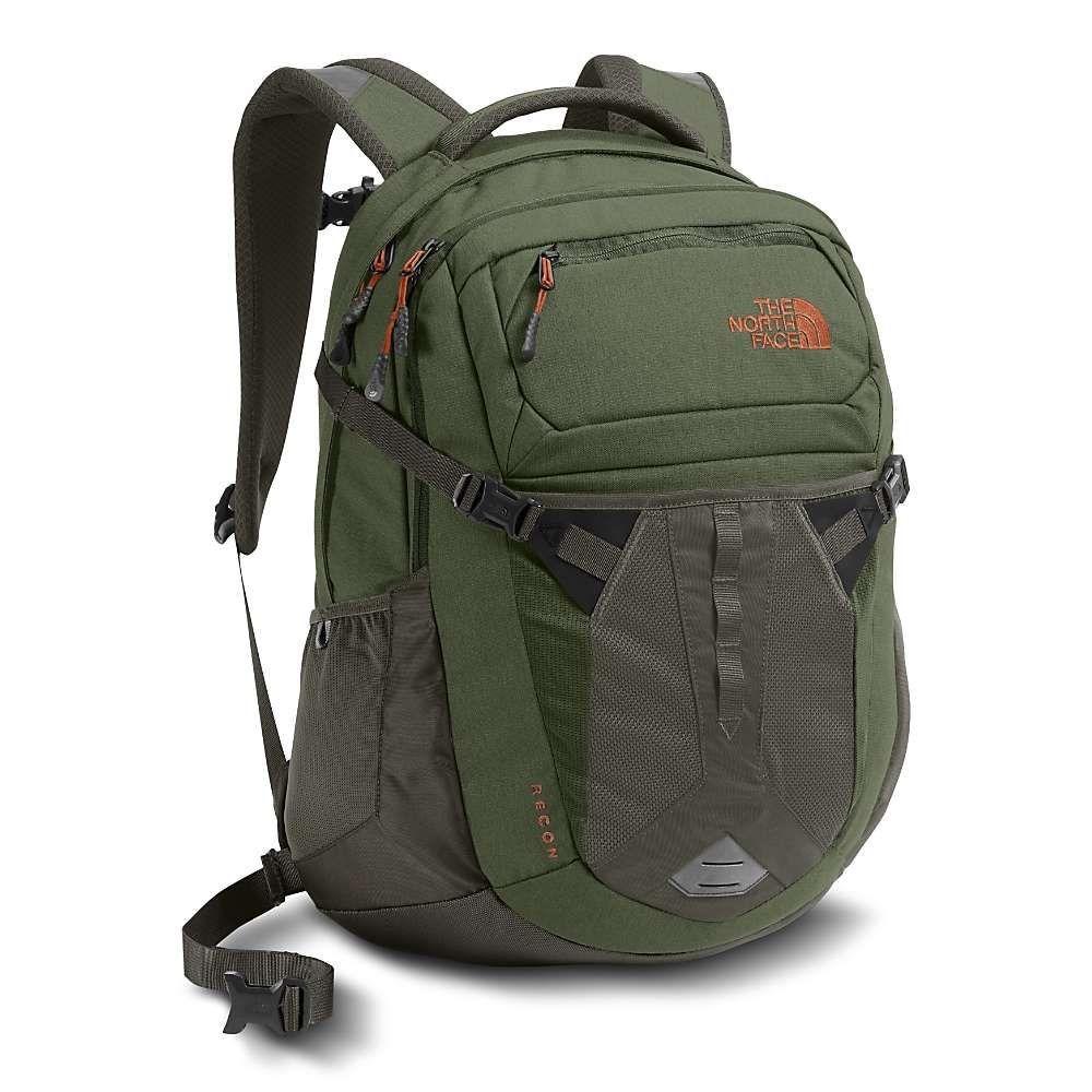ザ ノースフェイス メンズ バッグ パソコンバッグ【Recon Backpack】New Taupe Green / Four Leaf Clover