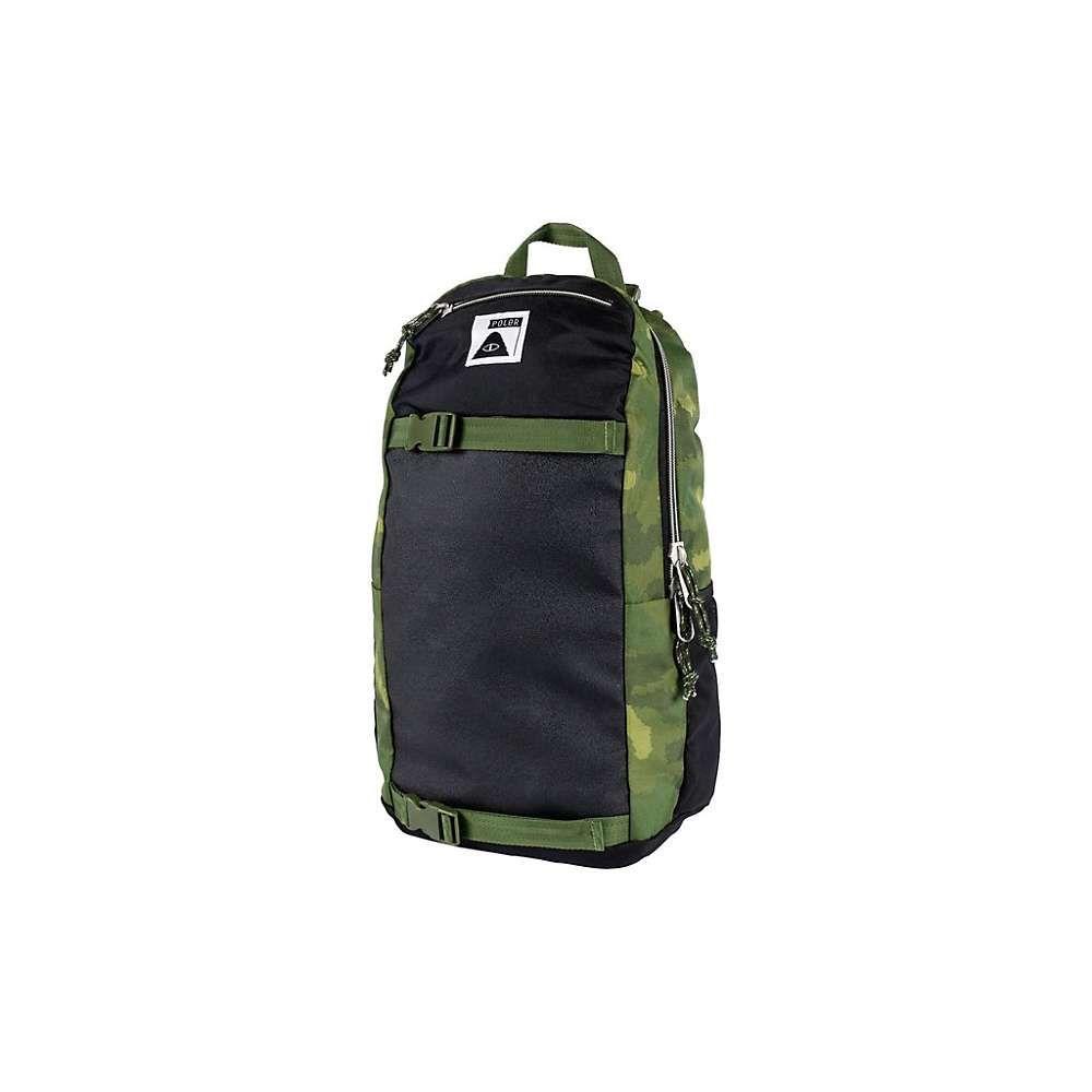 ポーラー ユニセックス バッグ バックパック・リュック【Transport Pack】Green Furry Camo