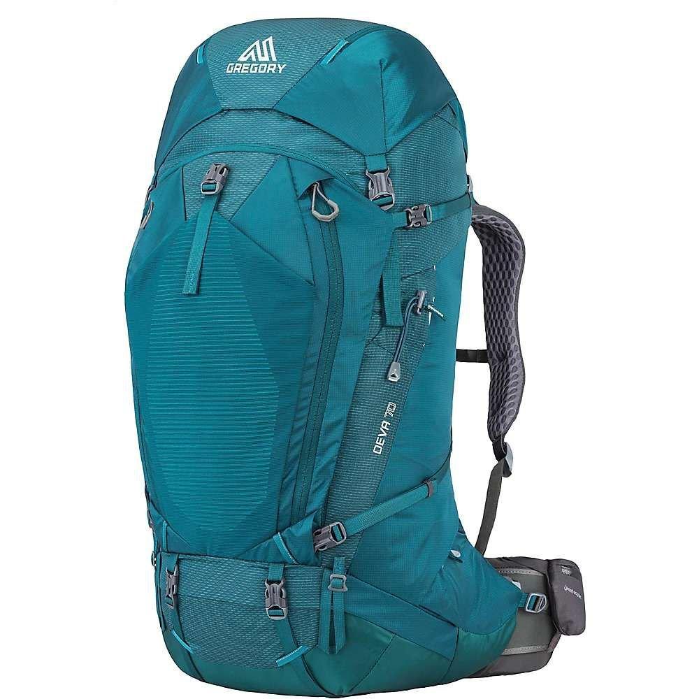グレゴリー レディース ハイキング・登山【Deva 70L Pack】Antigua Green