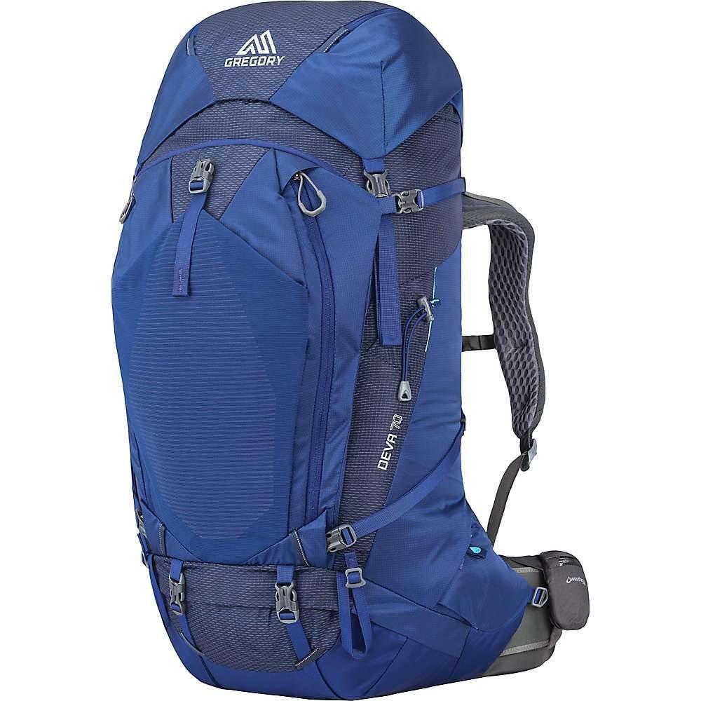 グレゴリー レディース ハイキング・登山【Deva 70L Pack】Nocturne Blue