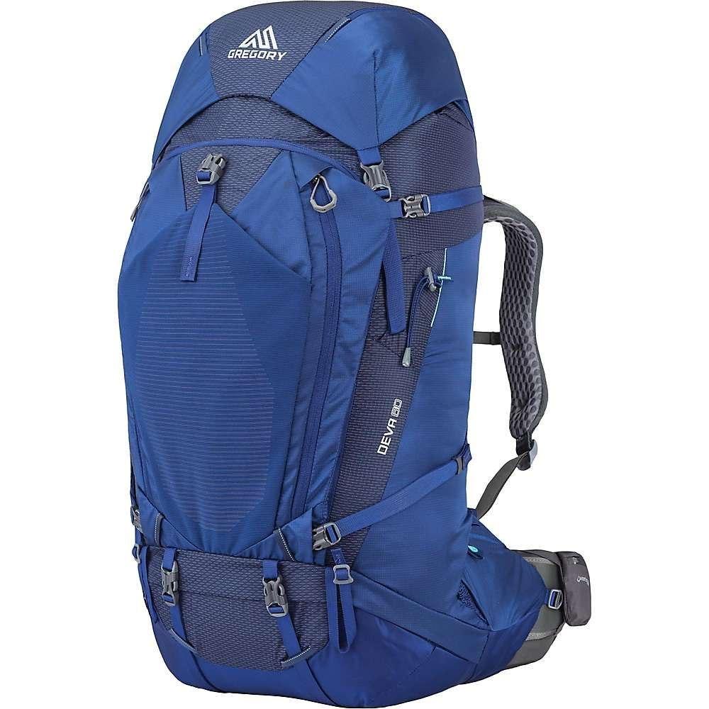 割引 グレゴリー レディース ハイキング Blue Pack】Nocturne・登山【Deva グレゴリー 80L Pack】Nocturne Blue, ABISTE:b5da26f5 --- hortafacil.dominiotemporario.com
