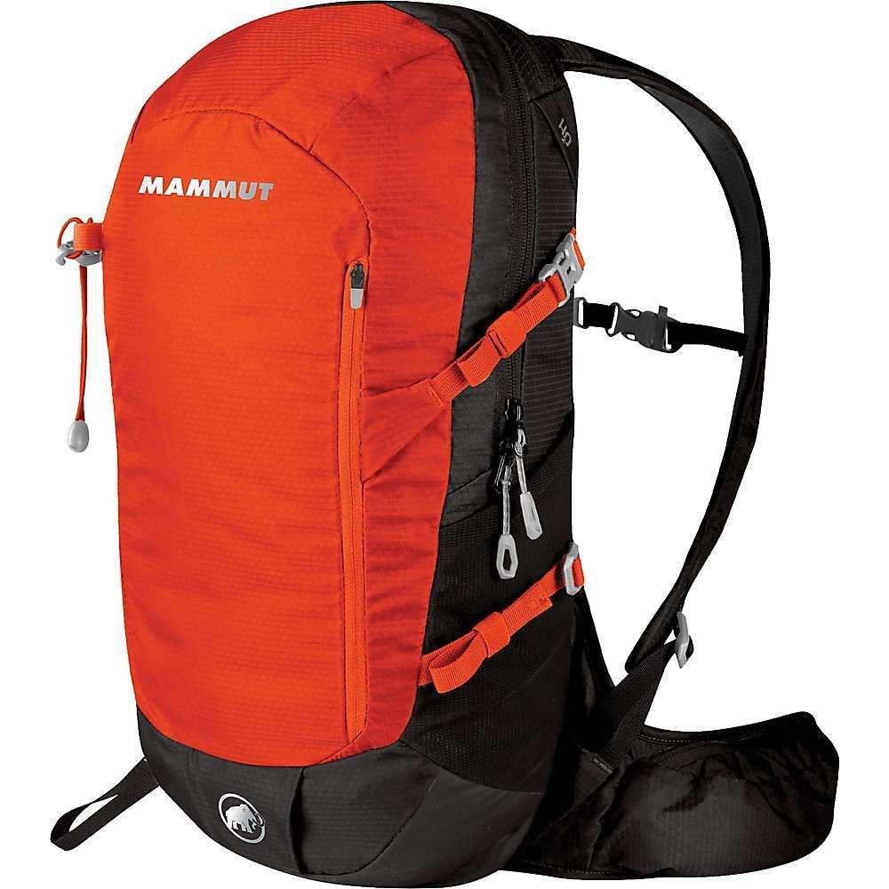 マムート ユニセックス クライミング【Lithium Speed Backpack】Graphite / Dark Orange