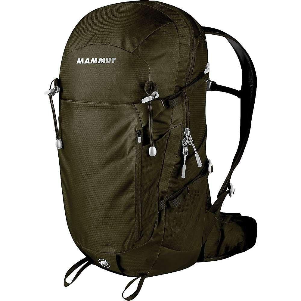 マムート ユニセックス クライミング【Lithium Zip Backpack】Iguana
