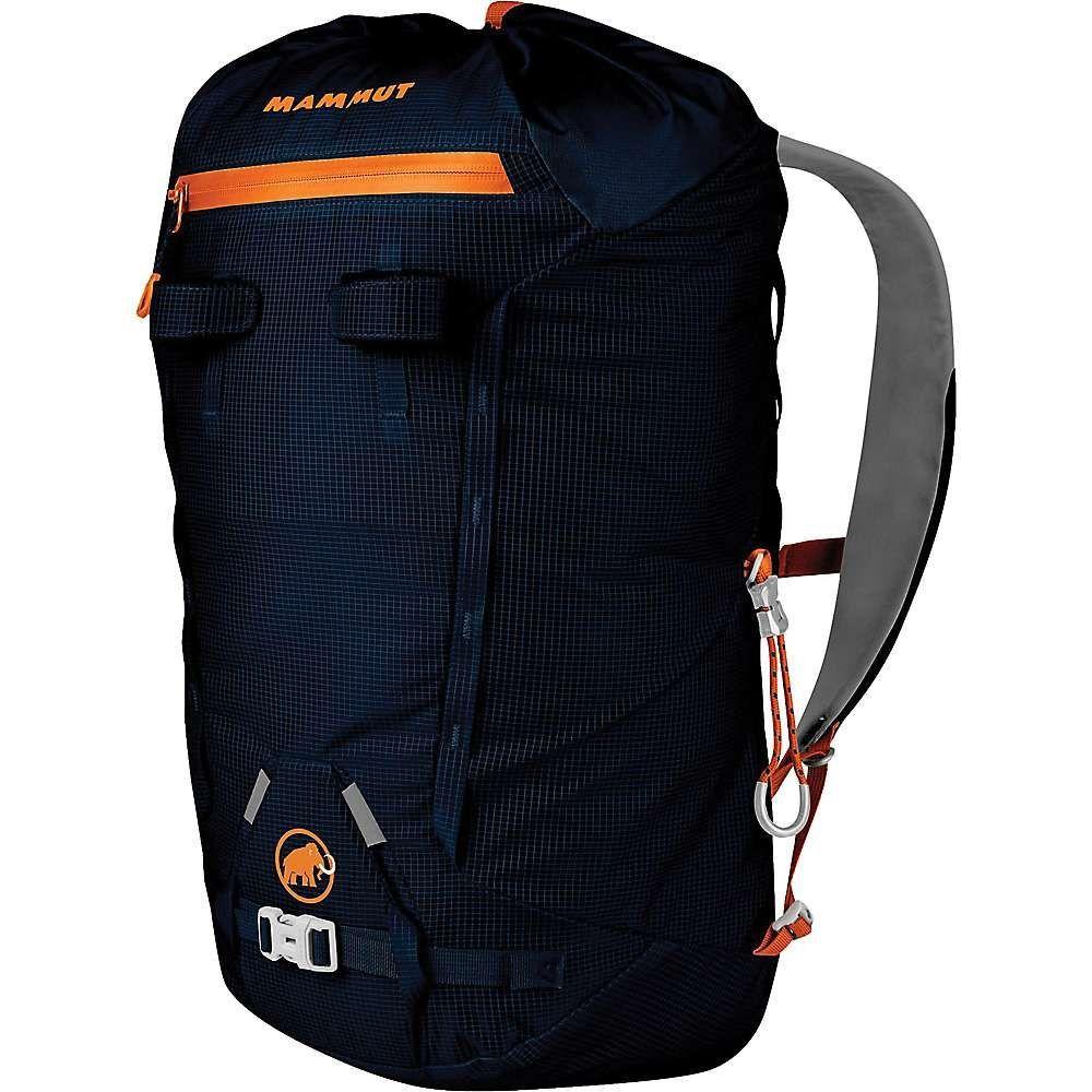 マムート ユニセックス バッグ バックパック・リュック【Trion Nordwand 20 Backpack】Night
