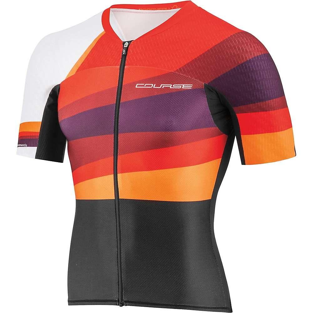 ルイスガーナー メンズ 自転車 トップス【Tri Course M-2 Jersey】Multi Red