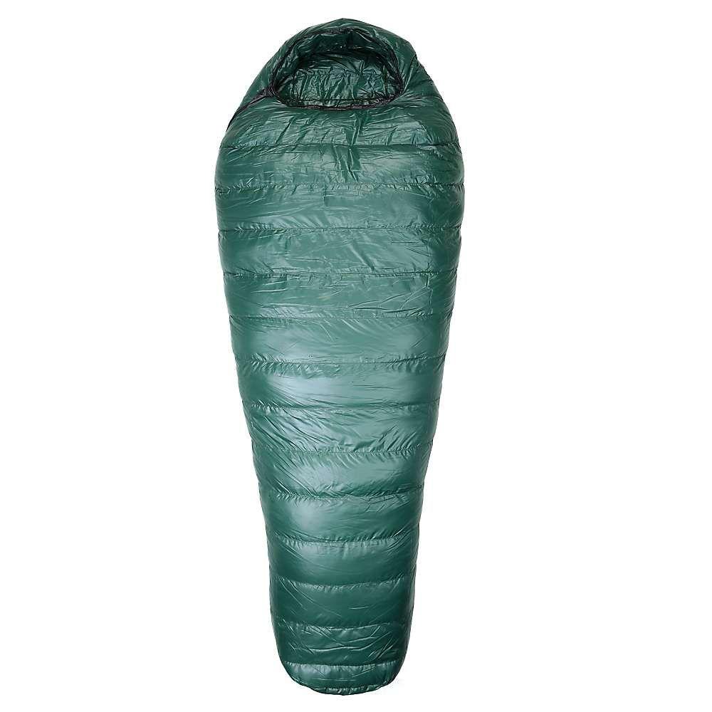 ウェスタンマウンテニアリング メンズ ハイキング・登山【Badger MF 15 Degree Sleeping Bag】Forest Green