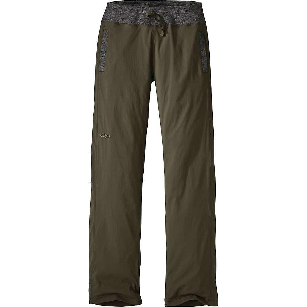 アウトドアリサーチ レディース ハイキング・登山 ボトムス・パンツ【Zendo Pant】Fatigue