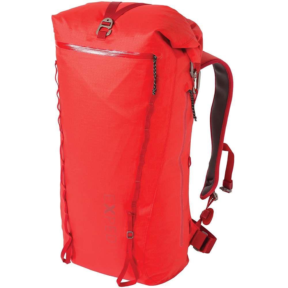 【限定セール!】 エクスペド メンズ メンズ 35 クライミング【Serac Pack】Red 35 Pack】Red, キャンペーン365:753007ab --- canoncity.azurewebsites.net