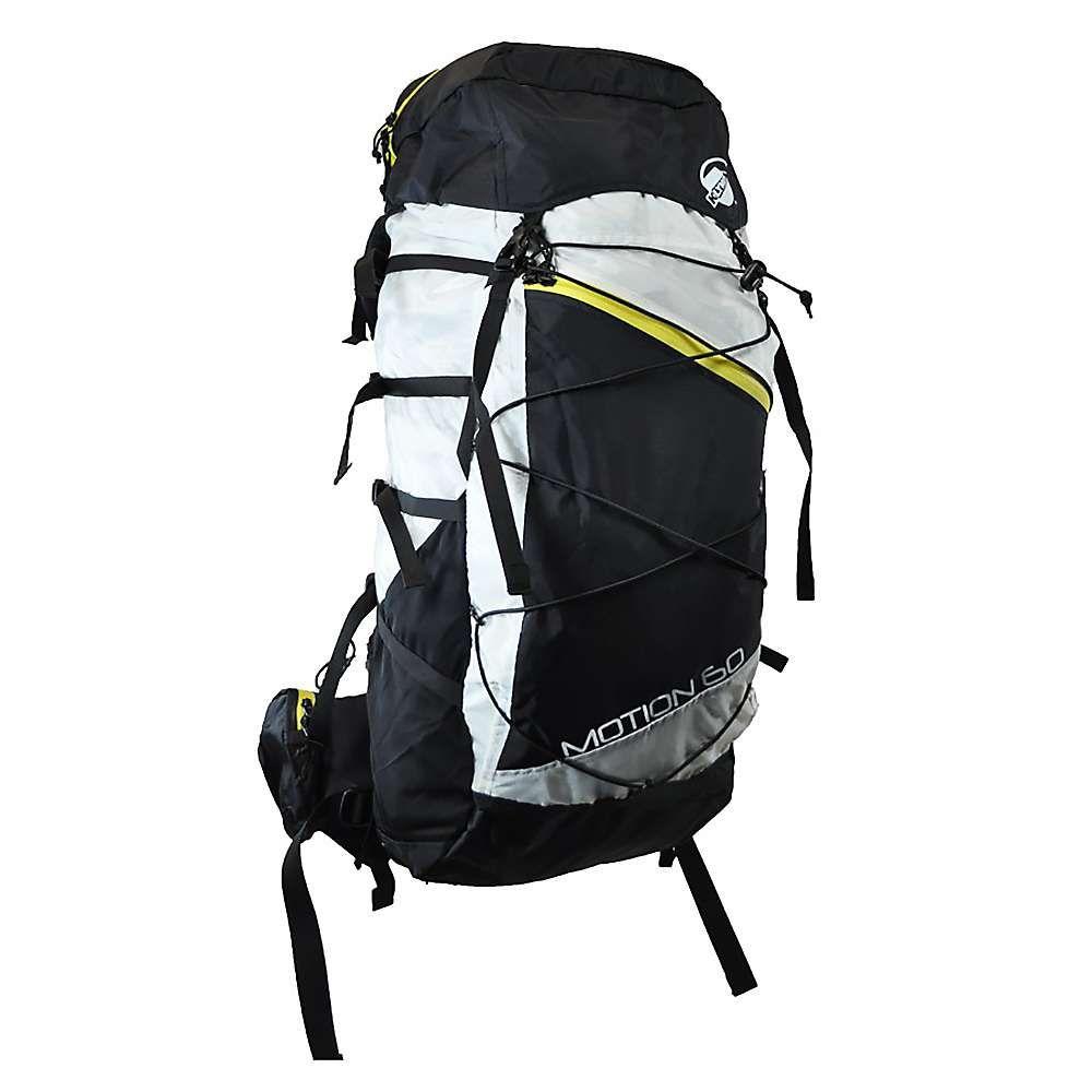 クライミット メンズ ハイキング・登山 バックパック・リュック【Motion 60 Pack】White/Black