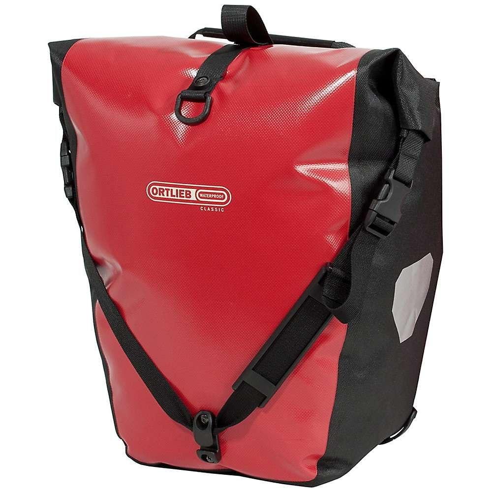 オートリービー ユニセックス 自転車【Back Roller Classic Pannier Pair】Red / Black