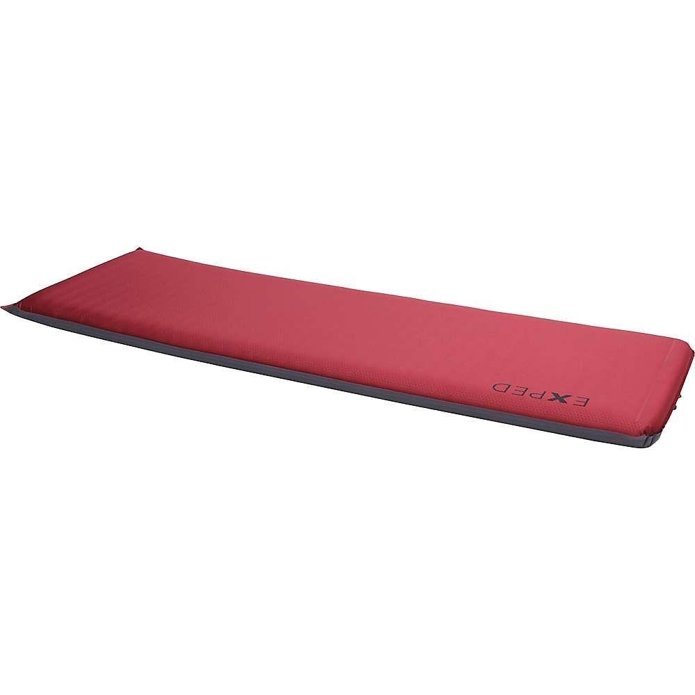 エクスペド ユニセックス ハイキング・登山【Sim Comfort 7.5 Sleeping Pad】Ruby Red