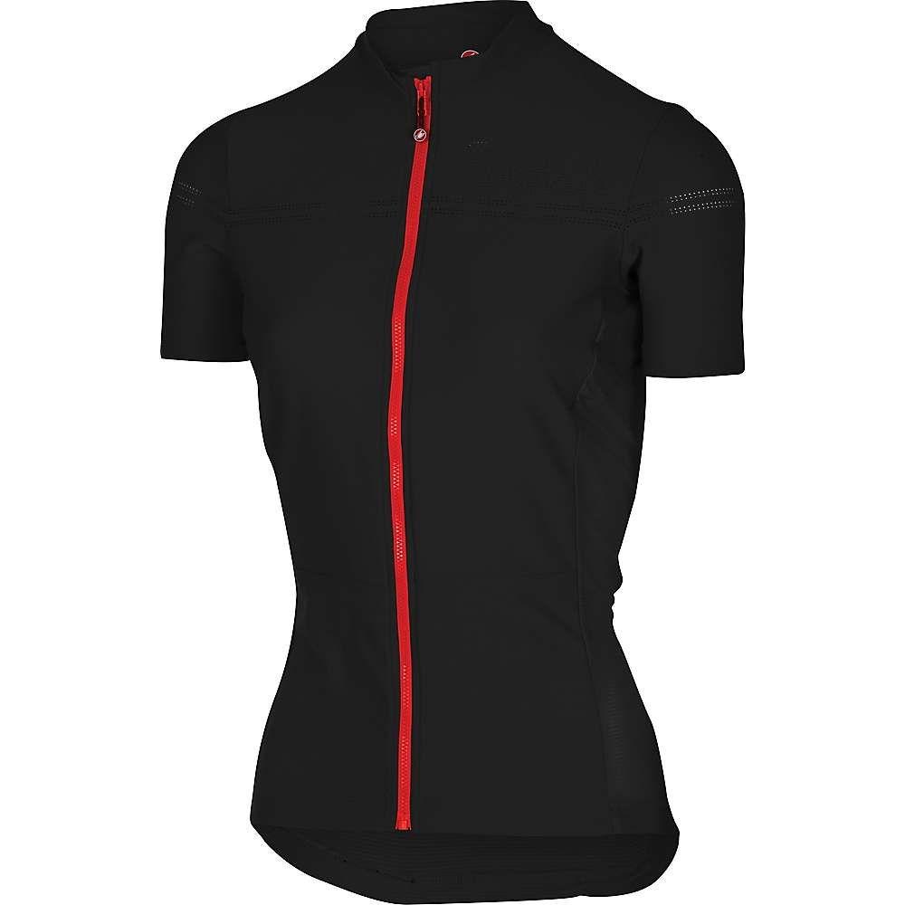 カステリ レディース 自転車 トップス【Promessa 2 Jersey】Black