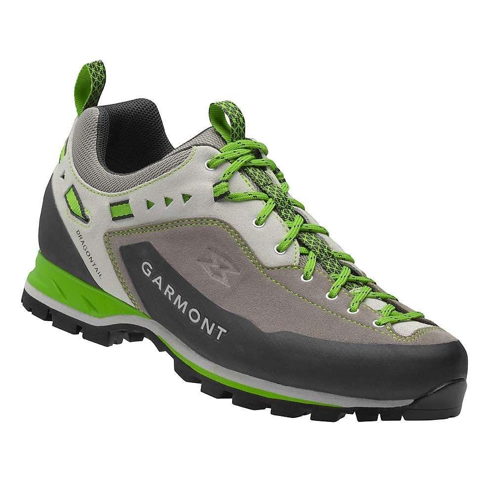 ガルモント メンズ ハイキング・登山 シューズ・靴【Dragontail MNT Shoe】Anthracite / Light Grey