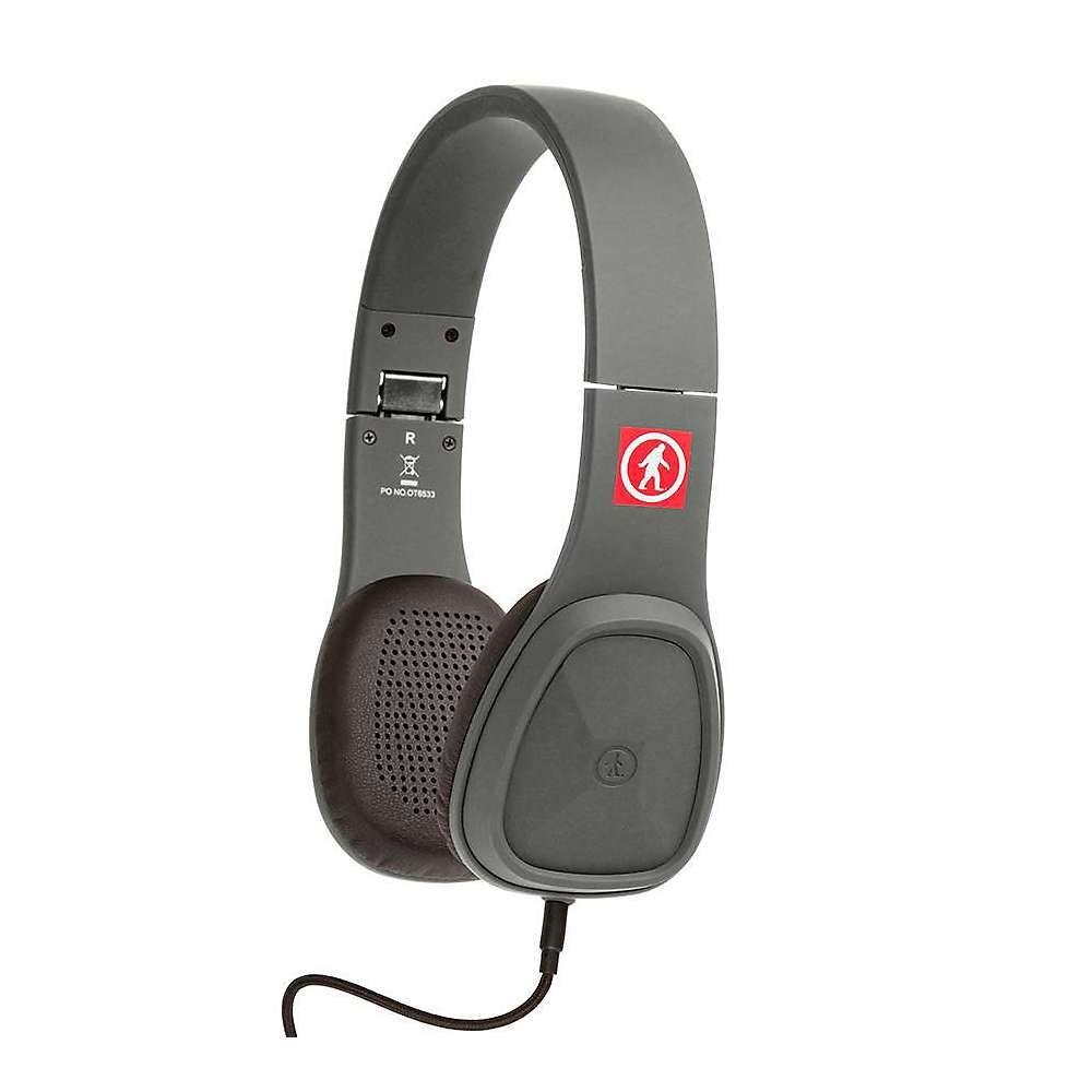 アウトドアテック ユニセックス テックアクセサリー【Bajas Wired Headphones】Grey