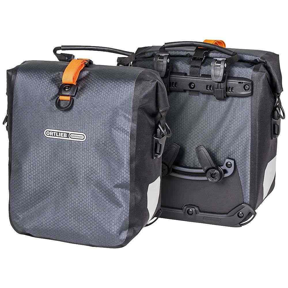 オートリービー ユニセックス 自転車【Bike Packing Gravel Packs Pannier Set】Slate
