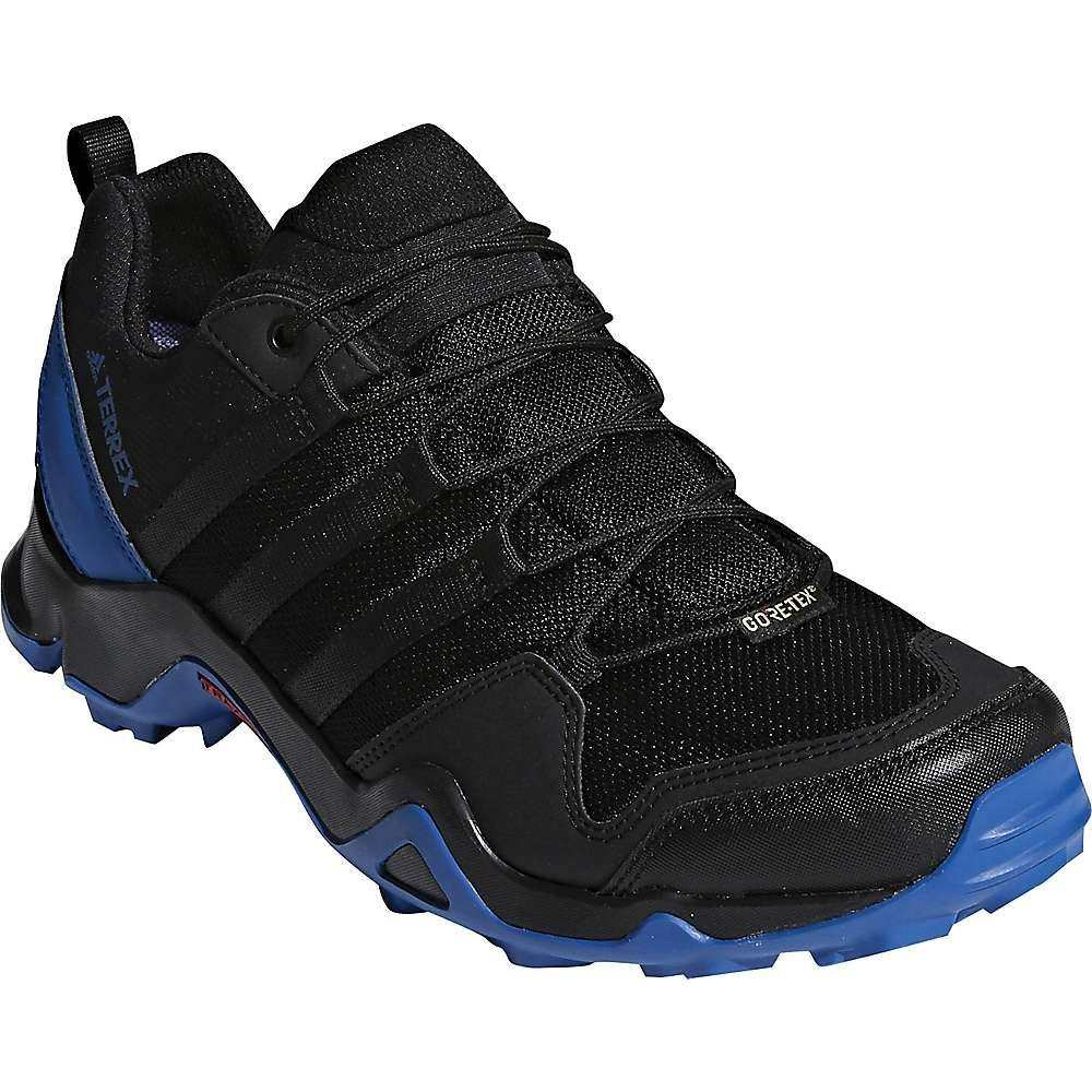 アディダス メンズ ハイキング・登山 シューズ・靴【Terrex AX2R GTX Shoe】Black / Black / Blue Beauty