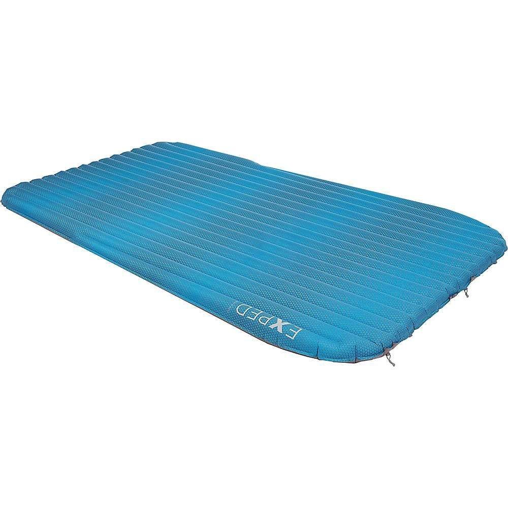 エクスペド ユニセックス ハイキング・登山【AirMat HL Duo Sleeping Pad】Blue