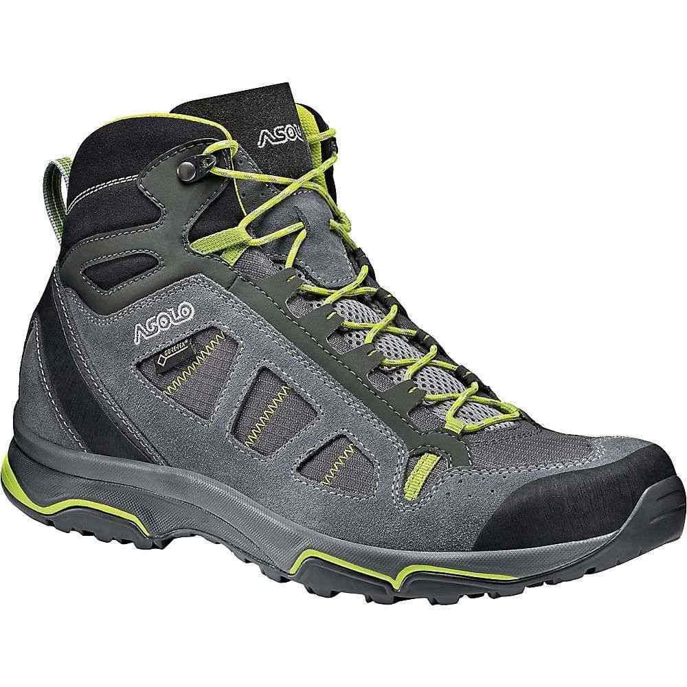 アゾロ メンズ ハイキング・登山 シューズ・靴【Megaton Mid GV Shoe】Grey / Graphite
