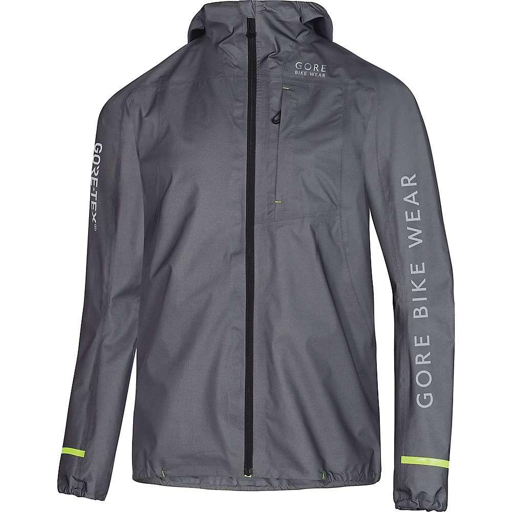 ゴアウェア メンズ 自転車 アウター【Rescue Bike GTX Jacket】Graphite Grey