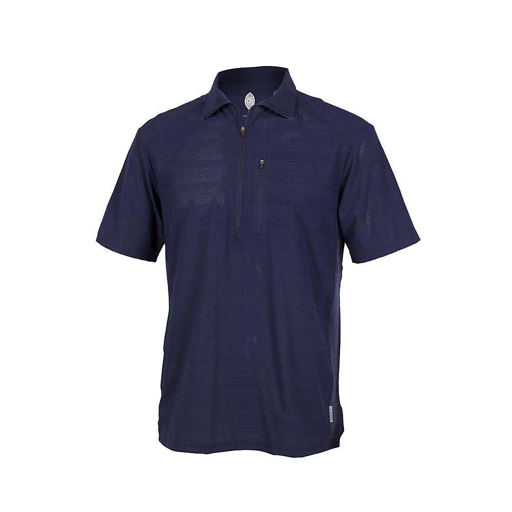 クラブライド メンズ 自転車 トップス【Pioneer Shirt】Navy