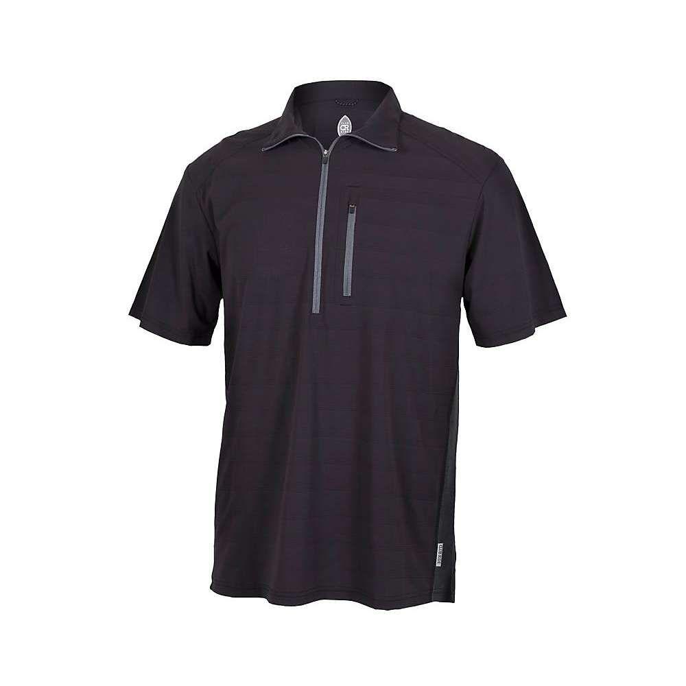 クラブライド メンズ 自転車 トップス【Pioneer Shirt】Asphalt