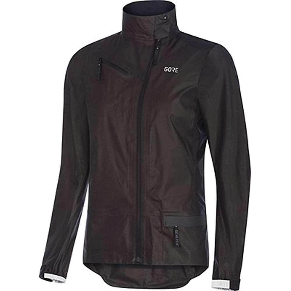 ゴアウェア レディース 自転車 アウター【Gore C5 GTX Shakedry Jacket】Black