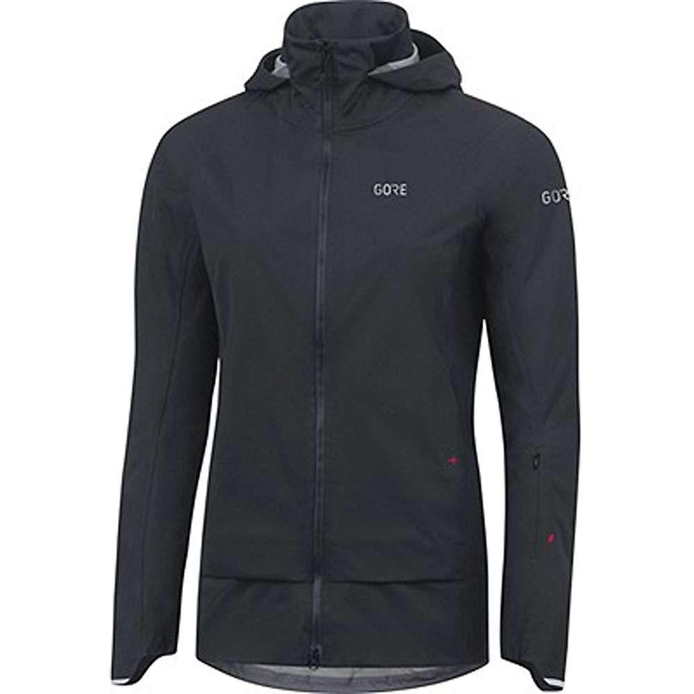 ゴアウェア レディース 自転車 アウター【Gore C5 GTX Active Trail Hooded Jacket】Black