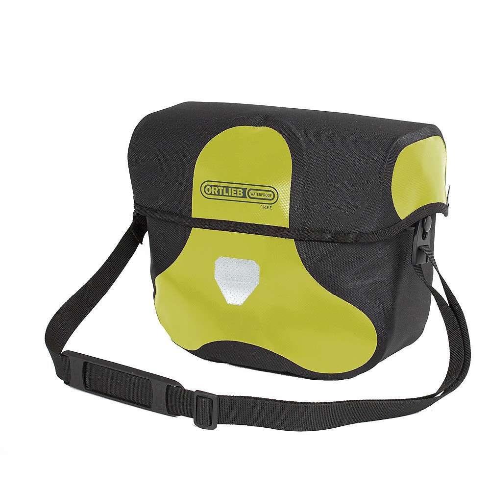オートリービー ユニセックス 自転車【Ultimate6 Pro M Handlebar Bag】Starfruit / Black