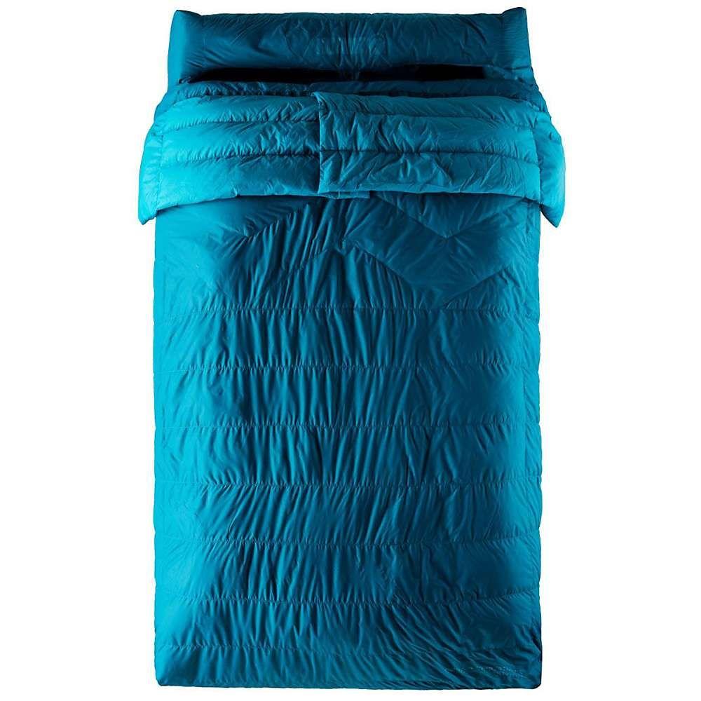 クライミット ユニセックス ハイキング・登山【KSB Double Down Sleeping Bag】Teal