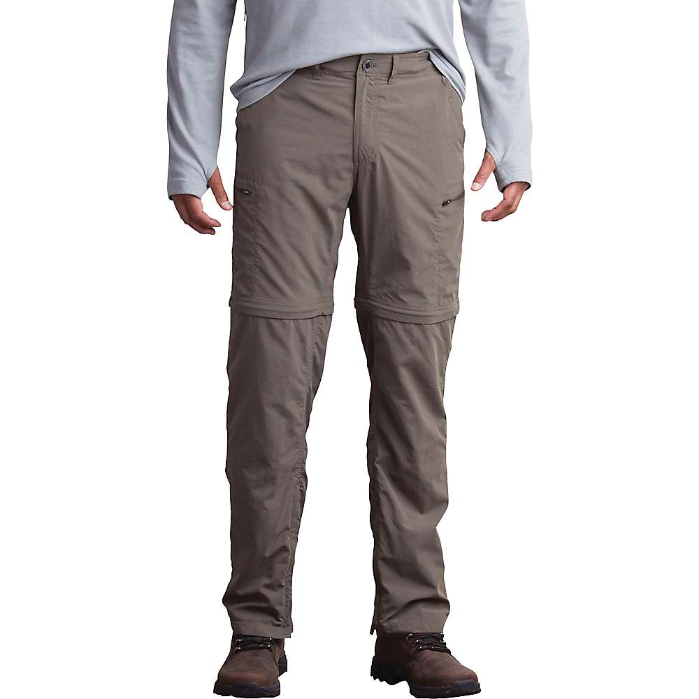 エクスオフィシオ メンズ ハイキング ウェア【ExOfficio Sol Cool Camino Convertible Pant】Cigar