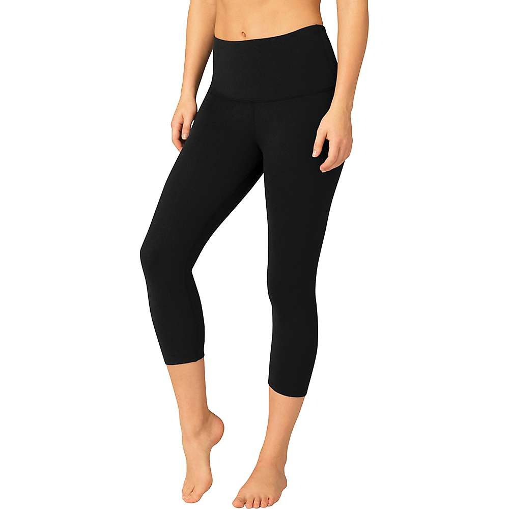 ビヨンドヨガ レディース ヨガ ウェア【Beyond Yoga High Waist Capri Legging】Jet Black