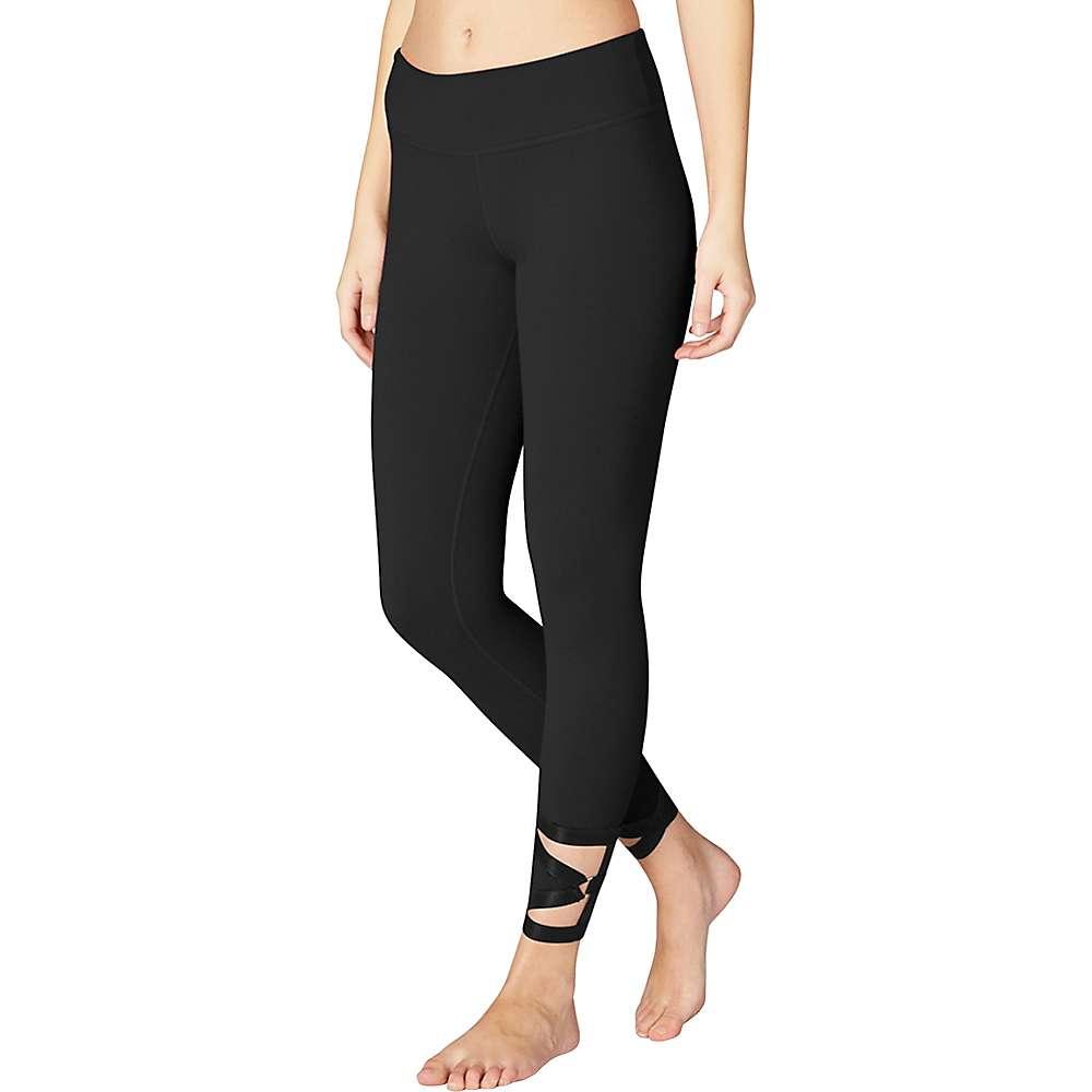 ビヨンドヨガ レディース インナー タイツ【Beyond Yoga Live Free or Tie Hard Legging】Jet Black