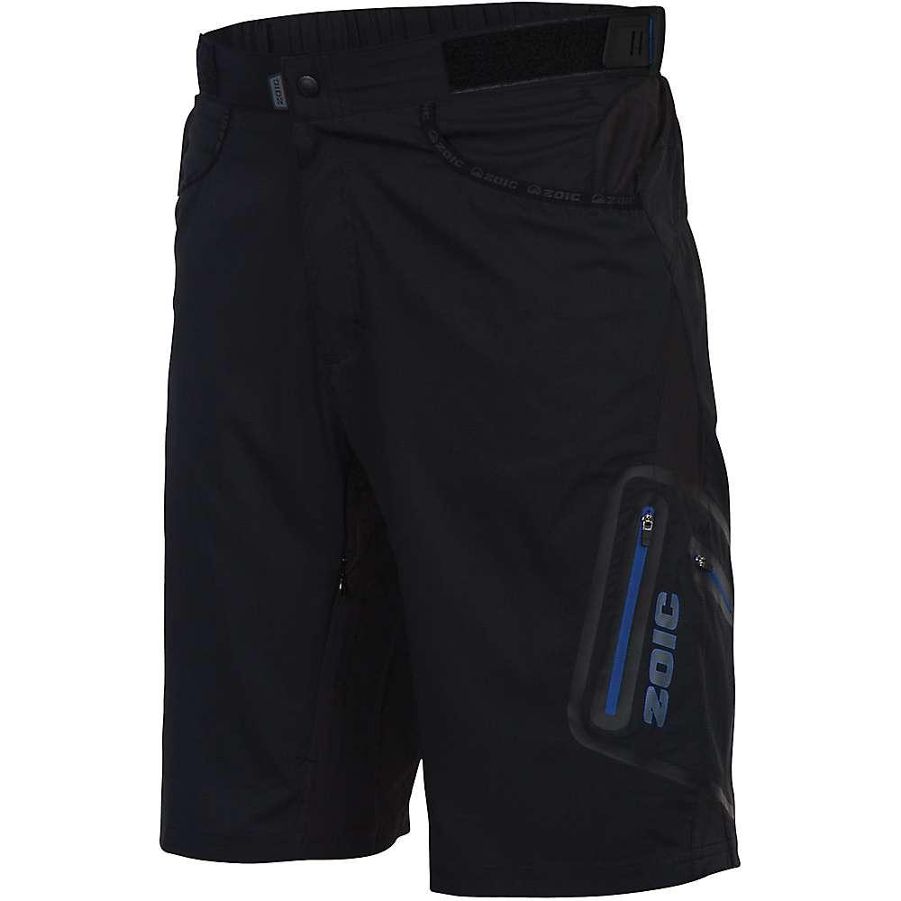 ゾイック メンズ サイクリング ウェア【Zoic Ether Premium Short】Black