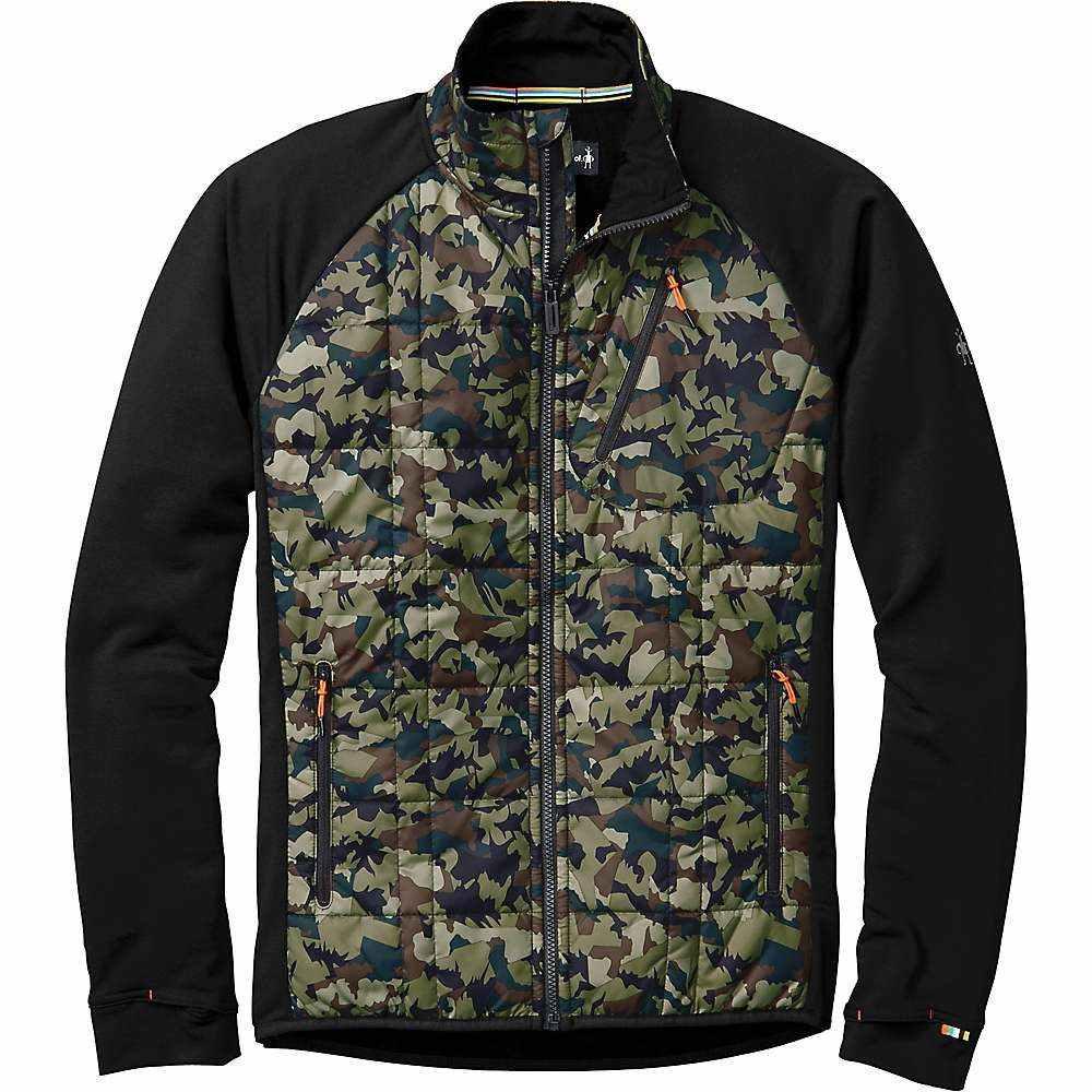 スマートウール メンズ スキー・スノーボード アウター【Corbet 120 Jacket】Camo Pattern