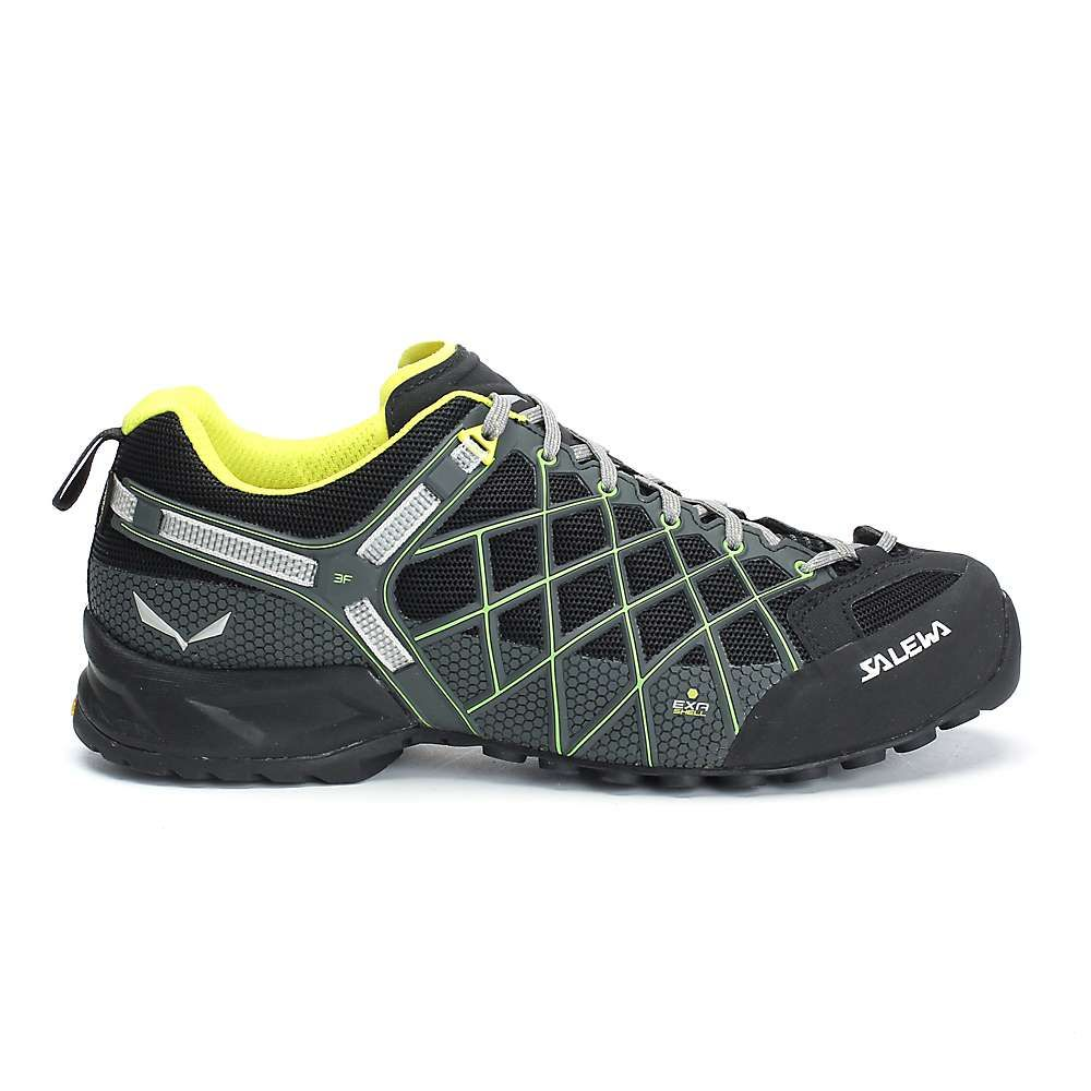 サレワ メンズ ハイキング・登山 シューズ・靴【Wildfire S GTX Shoe】Black / Citro
