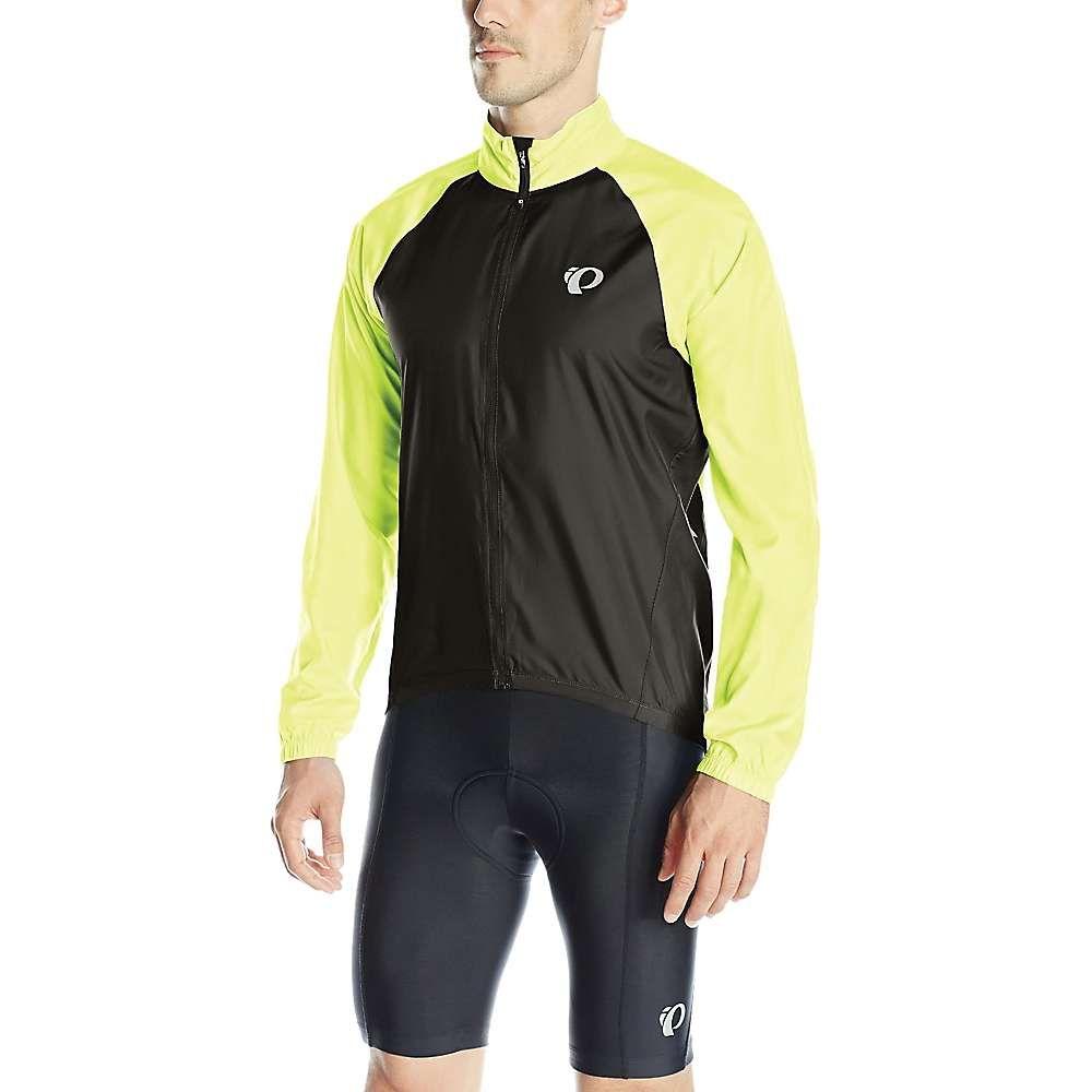 アウター【ELITE Jacket】Screaming 自転車 Barrier メンズ パールイズミ Yellow