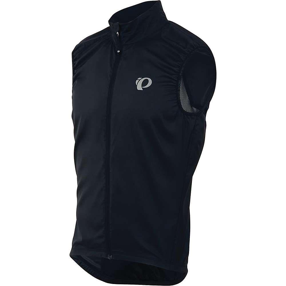 パールイズミ メンズ 自転車 トップス【ELITE Barrier Vest】Black