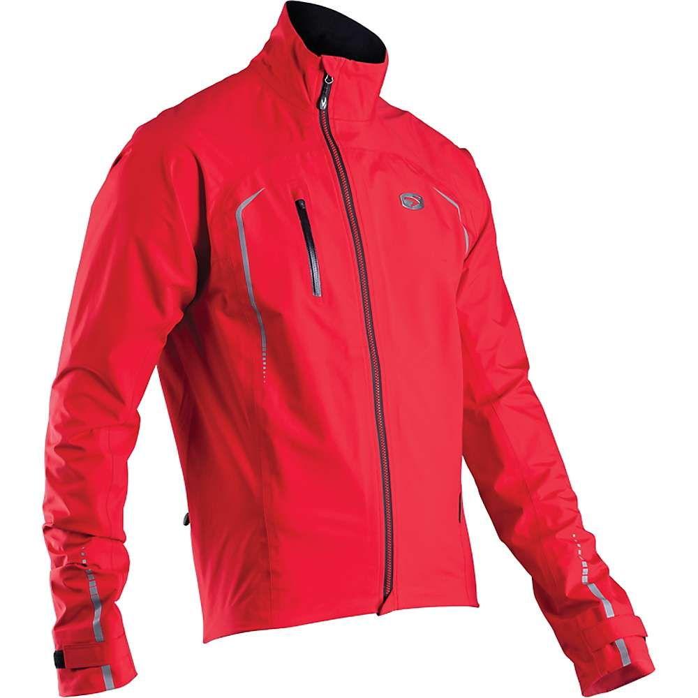 スゴイ メンズ 自転車 アウター【RSE Neoshell Jacket】Chili Red