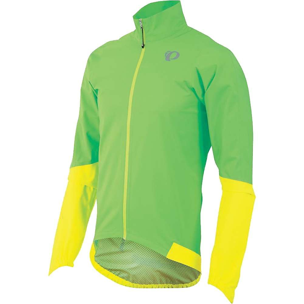 パールイズミ メンズ 自転車 アウター【ELITE WxB Jacket】Screaming Green