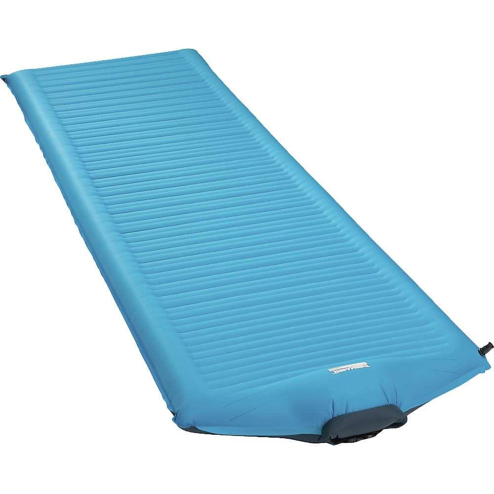 サーマレスト ユニセックス ハイキング・登山【Therm-a-Rest Neoair Camper SV Sleeping Pad】Mediterranean Blue
