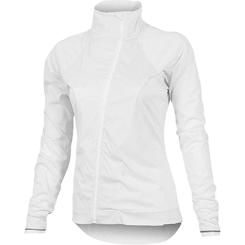シービースト レディース 自転車 アウター【Shadow Jacket】White