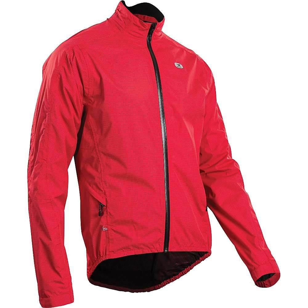 スゴイ メンズ 自転車 アウター【Zap Bike Jacket】Chili Red