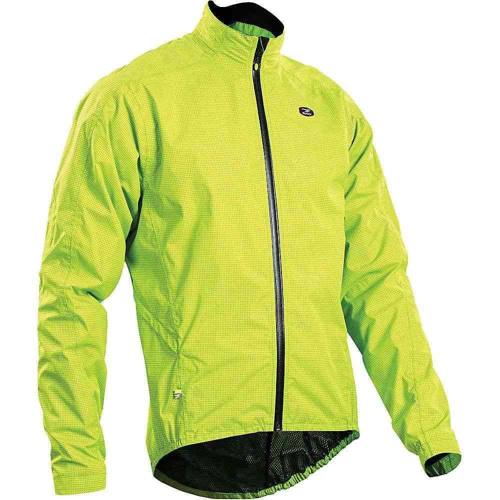 スゴイ メンズ 自転車 アウター【Zap Bike Jacket】Super Nova Yellow